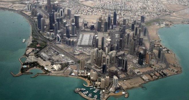 qatar diplomatic area doha copertina