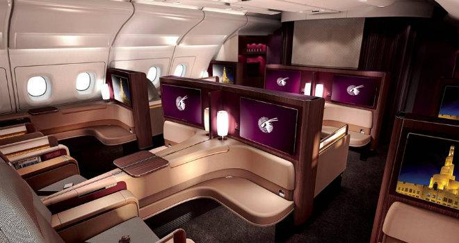 qatara first class
