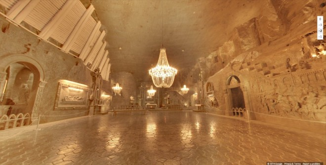 the-wieliczka-salt-mine-in-poland-was-built-in-the-13th-century-and-was-used-to-mine-table-salt-until-2007