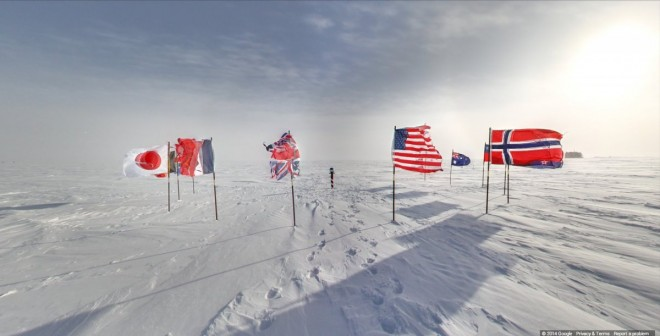 this-is-the-ceremonial-south-pole-encircled-by-the-12-flags-of-the-original-antarctic-treaty-nations