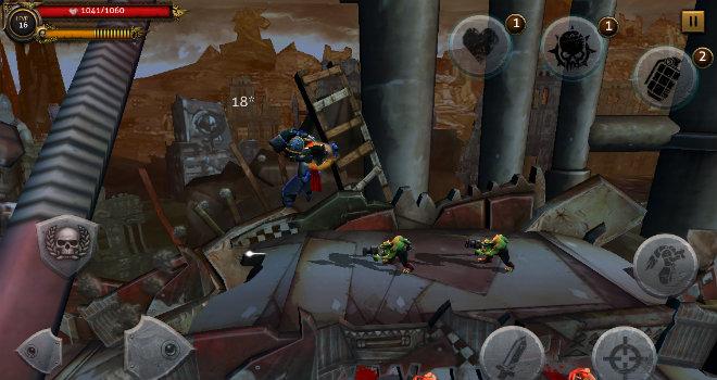 warhammer app gioco