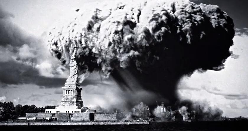 Cosa Succede a New York se Scoppia una Bomba Atomica?