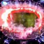 13) La festa per celebrare i 100 anni di due squadre di calcio (Bulgaria)