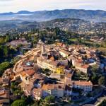 15) La città di Mougins (Francia)