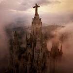 2) La chiesa del Sagrat Cor, a Barcellona (Spagna)