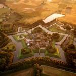 5)  La città di Bourtange (Olanda)