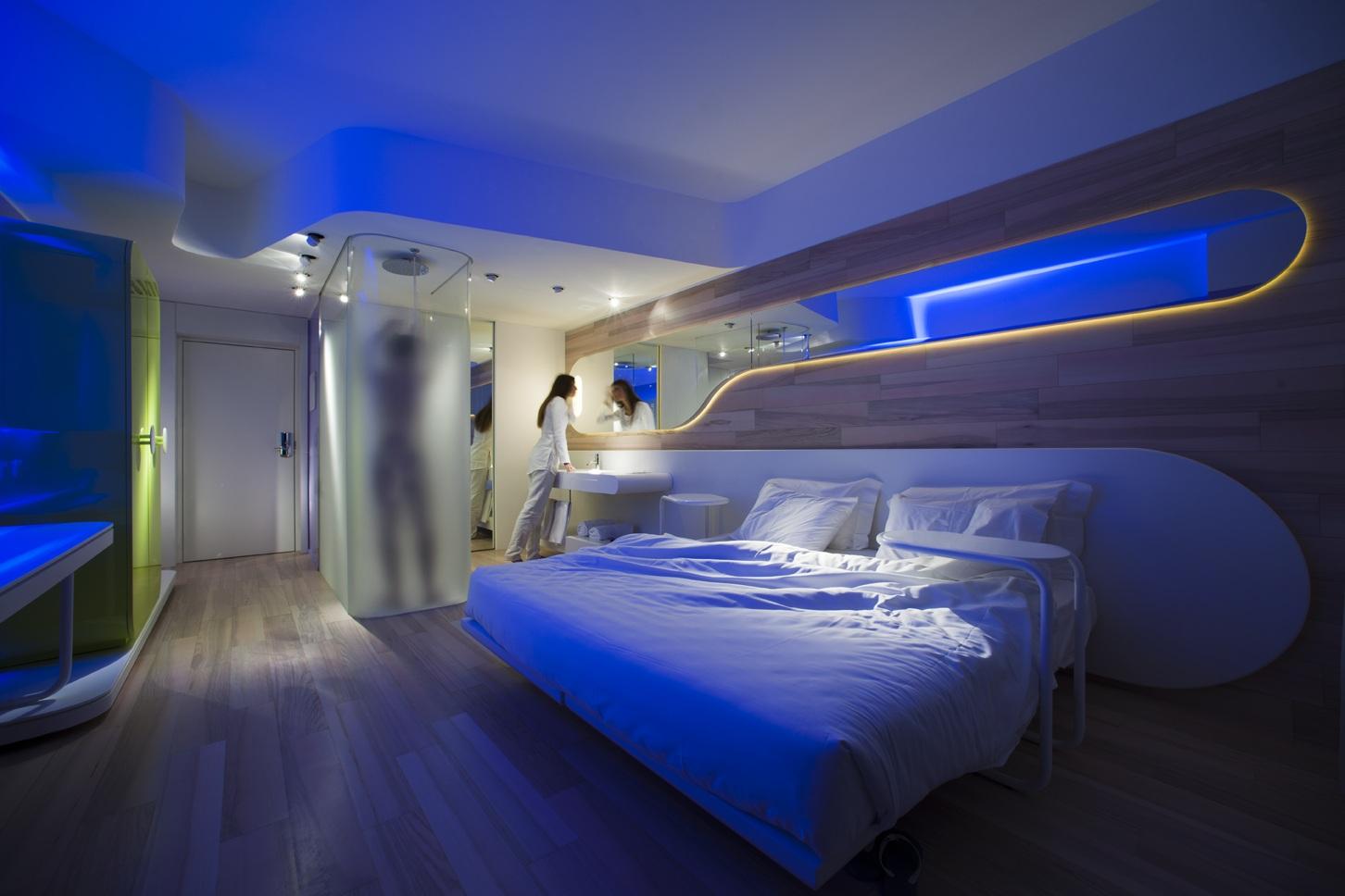 Camere Da Letto Design Roma : I hotel con spa da regalare a natale selezionati