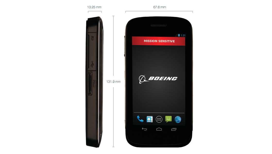 Boeing Blackberry