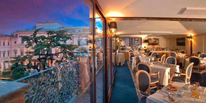 Hotel Barberini 4