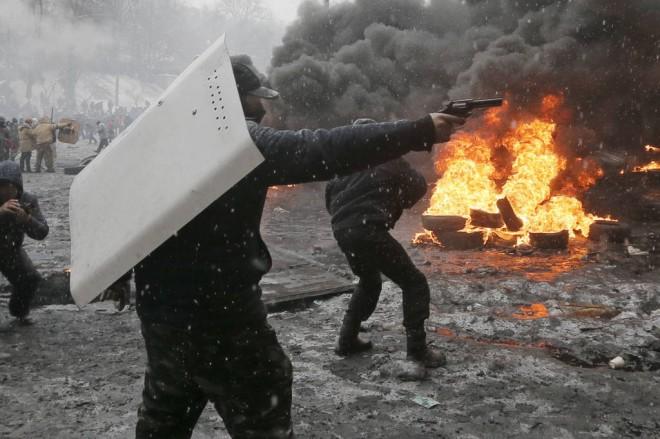 Kiev handgun
