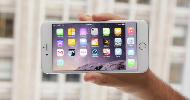 apple iphone 6 plus copertina