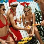 Avrete tutti visto le immagini che arrivano dall'Australia durante le feste natalizie. L'estate garantisce agli australiani un tempo decisamente più clemente rispetto al nostro. L'organizzazione dei barbecue sulla spiaggia diventa l'impegno principale, mentre le feste in cui si beve birra e mangia pesce sono l'incubo di tutti i bagnini.