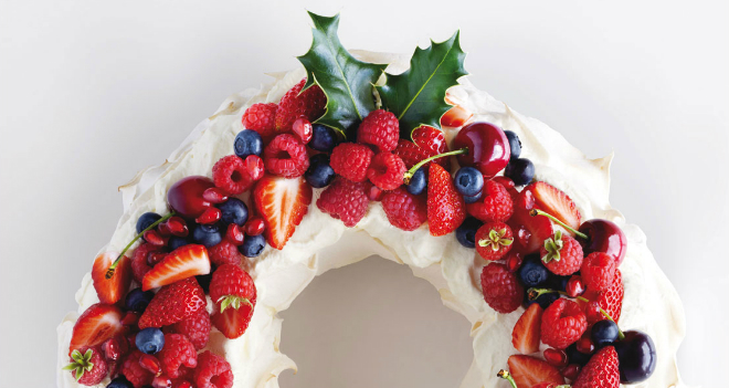 christams pavlova