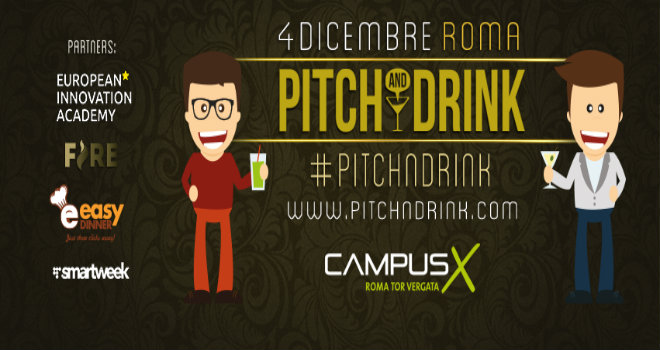 pitch drink roma