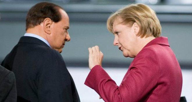 Berlusconi-Merkel
