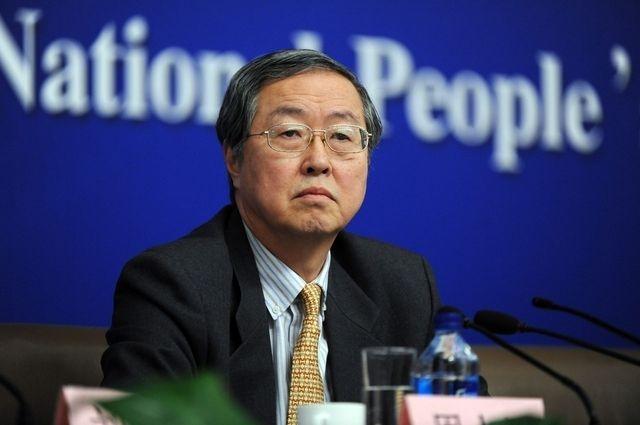 Zhoun Xiaochuan