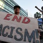 La morte di due uomini di colore, uno a Ferguson e uno a Staten Island, ha innalzato drammaticamente le tensioni razziali nel 2014. Fra i neri è addirittura il 22 % ad indicare il razzismo come il problema principale e tutt'ora irrisolto degli Stati Uniti. Mettendo le cose in prospettiva però, emerge come nel 1962 la percentuale complessiva di americani ad indicare questo come il maggior problema fosse addirittura il 52%.