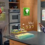 """Microsoft-HoloLens  Presto, pensando agli ologrammi non ci verranno più in mente i computer che Robert Downey Jr. usava in Ironman, ma ci troveremo ad indossare gli HoloLens di Microsoft, occhiali dotati di un computer olografico, completo di CPU e processore grafico. Saranno in grado di analizzare l'ambiente reale e """"arricchirlo"""" di immagini virtuali tridimensionali. Gli utenti saranno infatti in grado di creare e interagire con gli oggetti creati grazie a HoloLens. Una tra le caratteristiche più interessanti è la possibilità di trasportarsi – sempre virtualmente – in posti diversi, che si tratti di incontrarsi con amici in stanze virtuali (una sorta di Skype potenziato), oppure di fare una gita sul terreno rossiccio di Marte."""