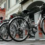 In un anno, il servizio di bike sharing è stato potenziato con un incremento del 37% del parco biciclette.