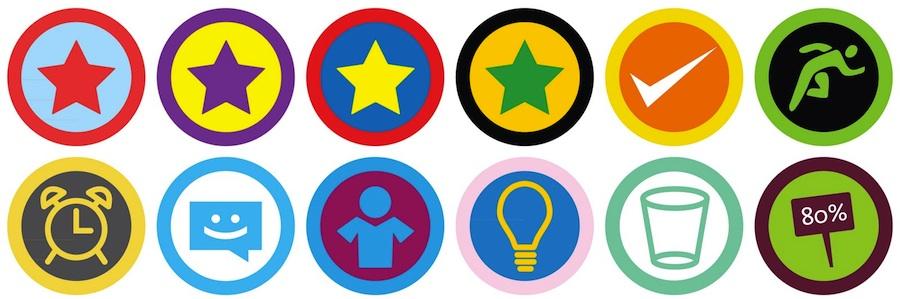gamification-badge