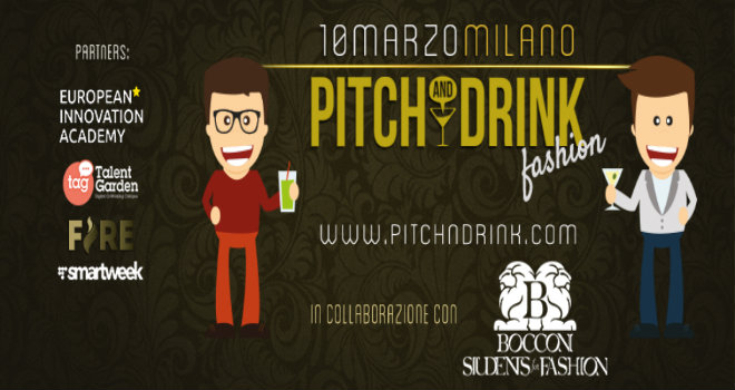 pitch and drink
