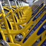 Primo capoluogo italiano per utenti iscritti al bike sharing.