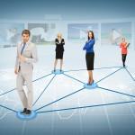 """Il networking non serve solo per trovare un posto di lavoro, si tratta di un """"collegamento"""" vitale con altra gente. Come si impara ad interagire con le persone, imparerete anche quali interazioni sono efficaci e quali, al contrario, sono inefficaci."""