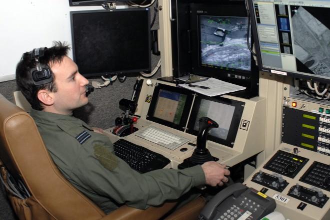 pilota di droni