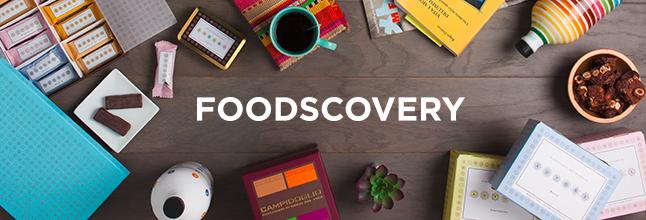 Foodscovery copertina