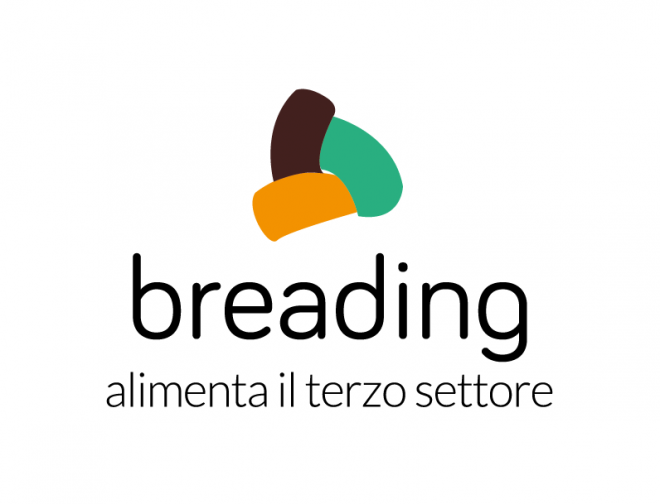 breading, logo