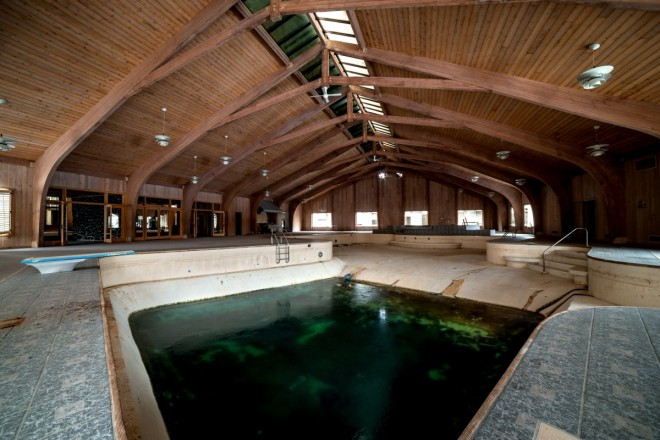 the-pool-now-mostly-drained-is-housed-inside-a-massive-structure