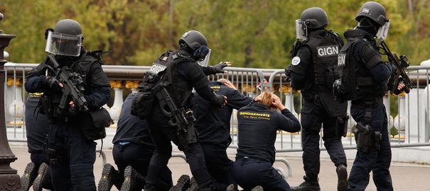 Gruppo Nazionale di Intervento della Gendarmeria Francese (GIGN)