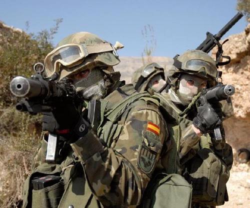 Unità di Operazioni Speciali Spagnola