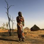 Dal 2007 le forze di pace dell'Unione Africana e dell'ONU hanno lottato per stabilizzare il conflitto del Darfur. Dal dicembre 2014 le stime delle Nazioni Unite parlano di circa 2,5 milioni di profughi interni e di 3 milioni di persone a rischio. Il governo autocratico del paese ha perseguito campagne belligeranti in Darfur, Blue Nile e Sud Kordofan. Le sanzioni internazionali e l'isolamento del regime hanno portato il paese sull'orlo della rovina economica.