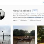 Marcus Bleasdale è un fotografo documentarista del National Geographic. Si occupa da anni di questioni relative ai diritti umani. Nei suoi scatti spiccano i conflitti delle nazioni africane, come le violenze testimoniate nella Repubblica Centrafricana, e foto provenienti da Stati Uniti ed Europa.