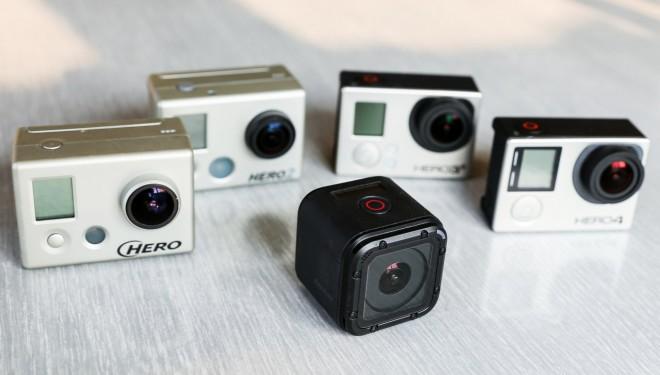 GoPro HERO 4 Session 2