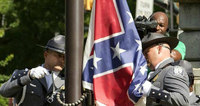 South Carolina bandiera