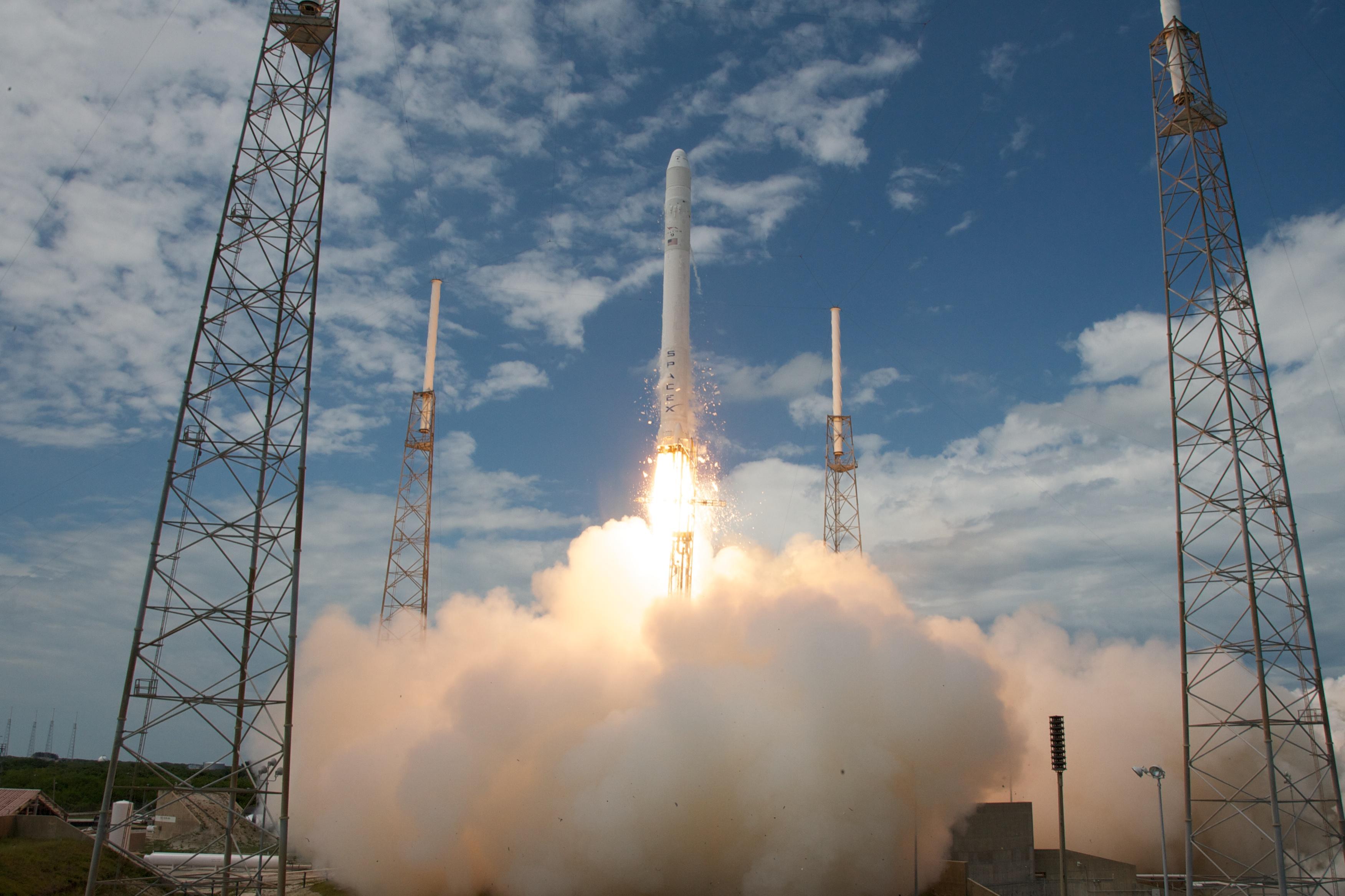 4. SpaceX Falcon 9