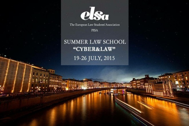 "Summer School ""Computer Forensics and Digital Business Security"" di ELSA Pisa"