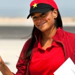 L'Angola si aggiudica il primo posto del ranking contando nelle proprie file solamente 1 miliardario di sesso femminile. Questa è Isabel Dos Santos (in foto), figlia del presidente dell'Angola, e unica miliardaria presente nel continente africano con una ricchezza stimata di $3,3 miliardi.