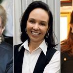 Su un totale di 54 miliardari, quasi un quarto di questi in Brasile appartiene al gentil sesso. Tra queste vi sono le 3 sorelle de Camargo, rispettivamente Renata, Regina e Rosana, ereditiere dell'impero Havaianas, per un totale di $11,5 miliardi di ricchezza.