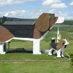 Dog Bark Park Inn, U.S.