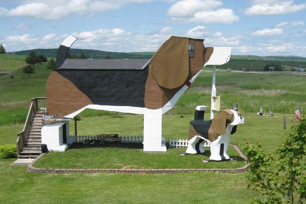 Dog Bark Park Inn, U.S.
