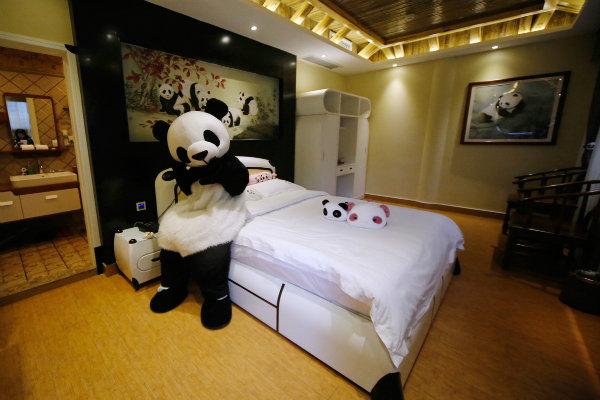 Panda Inn, China