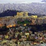 Atene (Grecia) L'intramontabile bellezza antica. 20° di minima e 30° di massima, uno scrigno pieno di ricchezze (la cultura rimane) da visitare anche in un weekend alternativo.