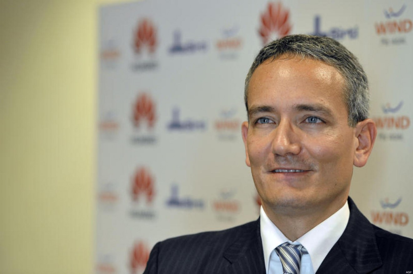 Conferenza stampa Wind, Huawei e Sirti