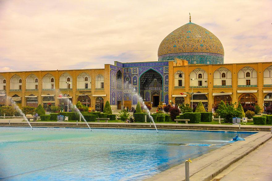 I magnifici colori dell'Iran.