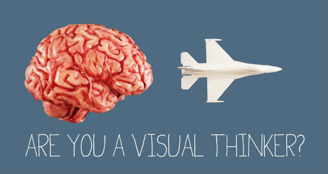 visual thinker