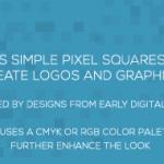 Inspirato al design grafico degli albori digitali, ecco uno stile che riporta i pixel in auge e li rende elemento raffinato di web design. Il concept è quello di utilizzare semplicemente i quadratini di pixel per creare loghi e lavori di grafica, usando però sempre colori pieni e bidimensionali, come nel flat design.