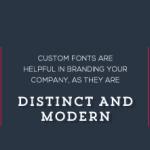 L'identità di un brand può passare anche attraverso il font utilizzato per i suoi contenuti. Spopolano i font personalizzati, non-convenzionali, geometrici, tumbleriani o in stile street-art. Sono di moda anche i font 'scritti a mano' handwritten, seguendo lo stile del lettering tipografico.